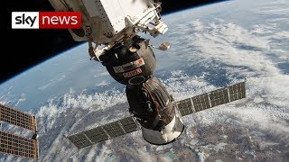 NASA Opens Space Station To Tourists