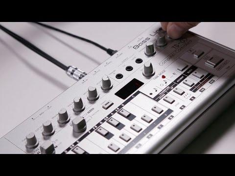 Roland Boutique Start - TB-03 Bassline Synthesizer Tutorial