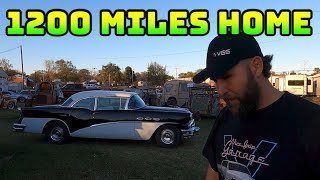 Will This 1956 Buick Special DRIVE 1,200 MILES Back Home? (P1)