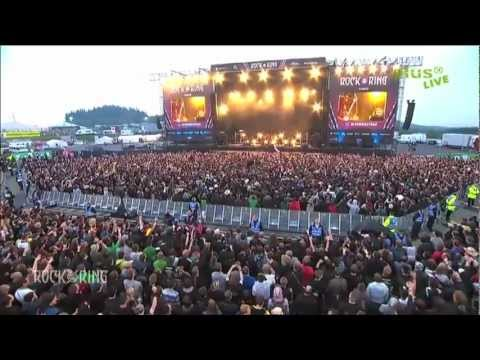 Machine Head - I Am Hell (Sonata in C#) - Live at Rock Am Ring 2012