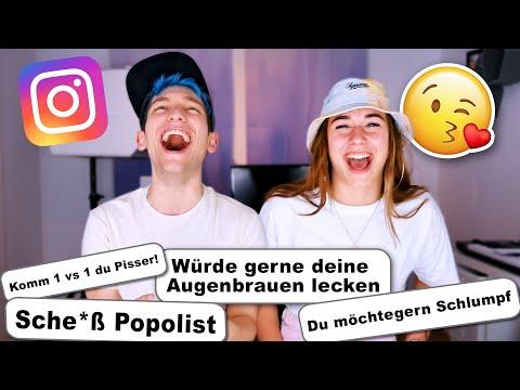 Funny Instagram Nachrichten