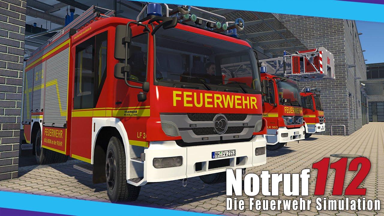 Notruf 112 - Die Feuerwehr-Simulation ...
