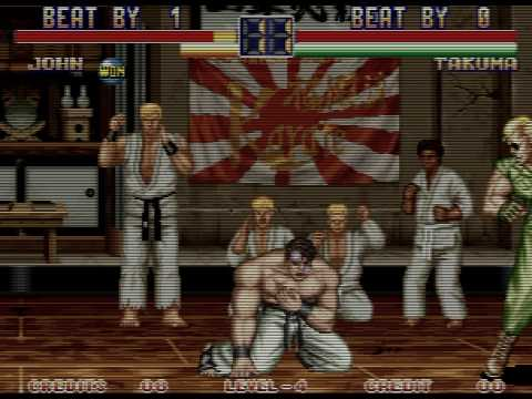 Art Of Fighting 2 (Game) - Special Moves