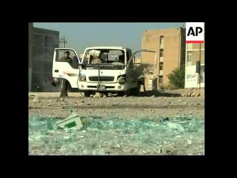 Baghdad violence, Kirkuk shooting