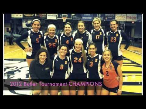 University of  Illinois Women's Club Volleyball