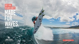 Mason Ho | Made for Waves Indo | Boardshorts by Rip Curl