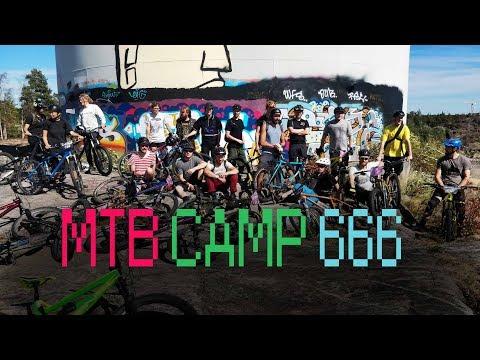 32. MTB CAMP 666 - HELSINKI 2018