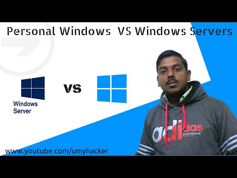 Difference Between Windows And Windows Servers : Windows Server 2012 Tutorials : Windows Tutorials