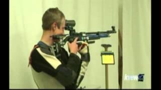 Wa-Hi JROTC Hosts National Rifle Qualifying Match: 11/03/13