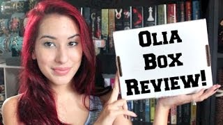 Olia Box Review - Jewelry Subscription Box May 2014
