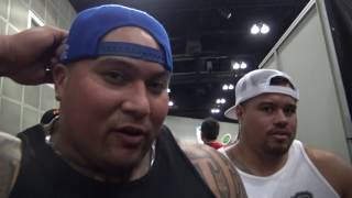 strongest mexican in the world - big boy - i anit no fighter homie! EsNews Boxing