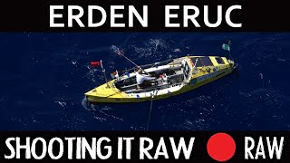 057 – Erden Eruç Shares What Drives Him to Record-Breaking Feats and Cross the World By Land and Sea