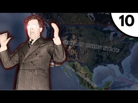 End Of The 2nd American Civil War [Hearts Of Iron IV: Kaiserreich 0.8: American Union State] Ep. 10