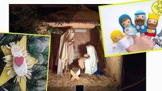 Christmas Decor Ideas - Religious Decor Ideas. Christmas Nativity Crafts Ideas