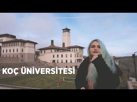 Okulumu Anlatıyorum | Koç Üniversitesi
