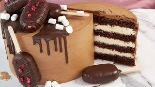 НАДО ПРИГОТОВИТЬ Самый ВКУСНЫЙ торт ЭСКИМО Я ТОРТодел