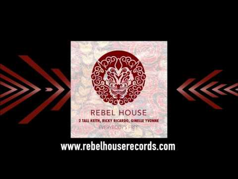 2 Tall Keith, Ricky Ricardo Ft. Ginelle Yvonne - Everybody's Free ( Original Mix )