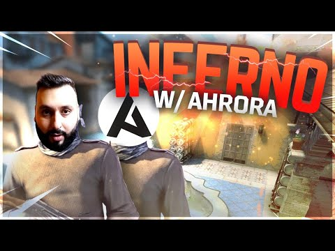 PLAYING FACEIT WITH AHRORA!?!?