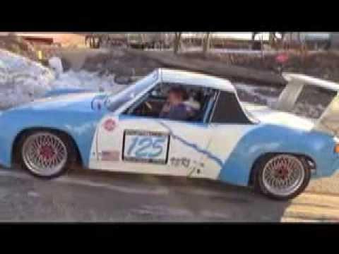 Porsche Blue Race Car Youtube