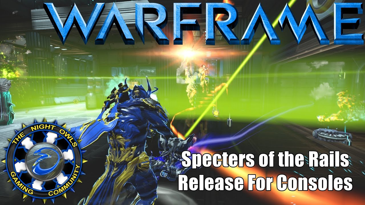 warframe how to get specters