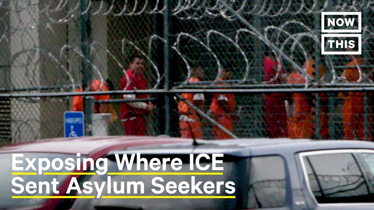 Where ICE Sent Asylum Seekers Exposed | NowThis