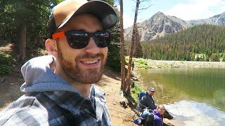 The Mountain Life, Colorado Camping and Fishing
