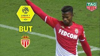 But Keita BALDE (90') / AS Monaco - Stade Brestois 29 (4-1)  (ASM-BREST)/ 2019-20