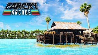 Far Cry 5 RAMBO INFILTRATES AN ISLAND PARADISE (Far Cry Arcade)
