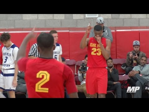442e773a6946 Billy Preston - Oak Hill Academy - YouTube