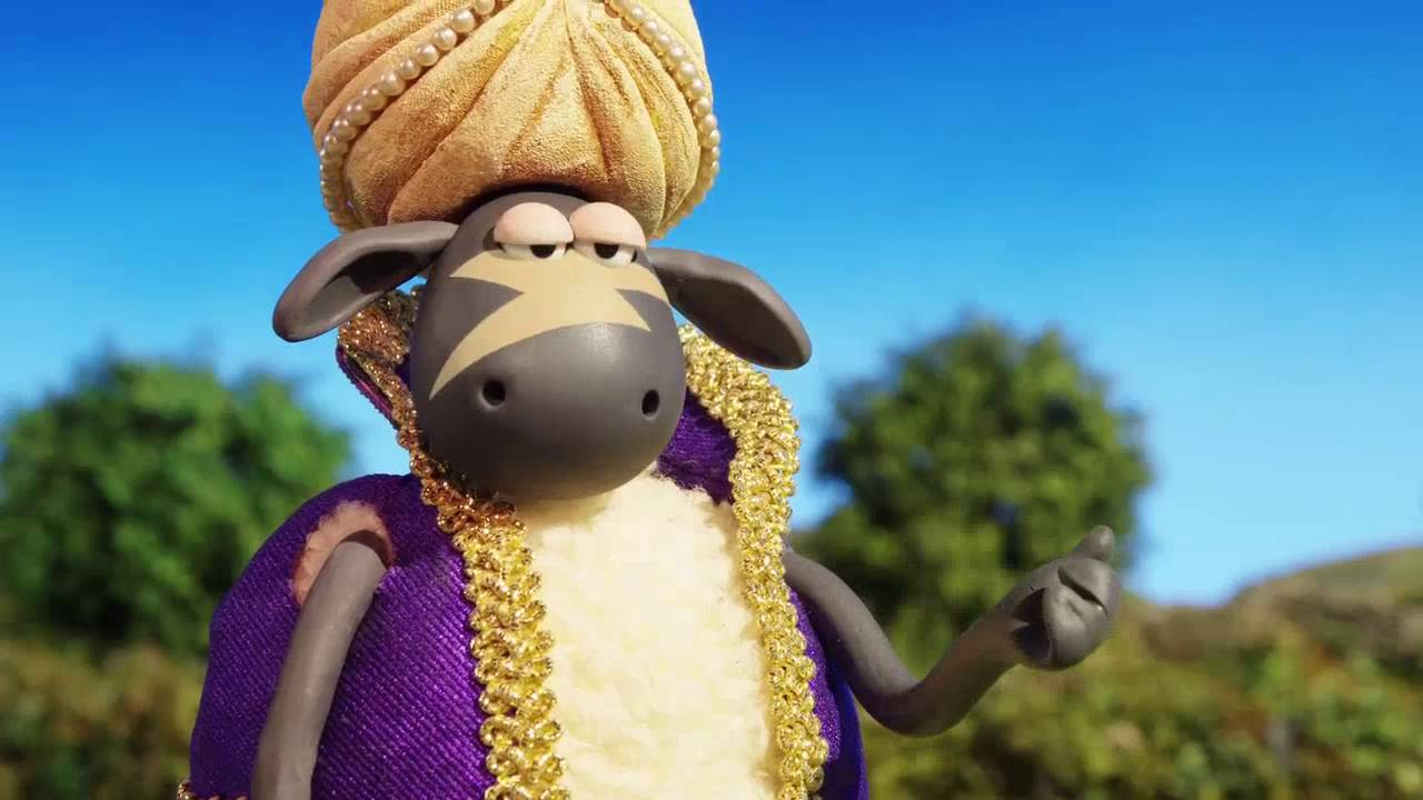 Shaun the Sheep - New Episodes - The Genie - 2016 HD - YouTube