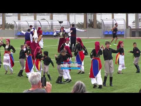 Ρέθυμνο: 78α ΑΡΚΑΔΙΑ (Kρητική Σούστα) / Rethymno: 78th ARKADIA (Folk Dance of Crete)
