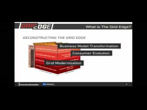 Clean Energy Connections 2014: Grid Edge Explained