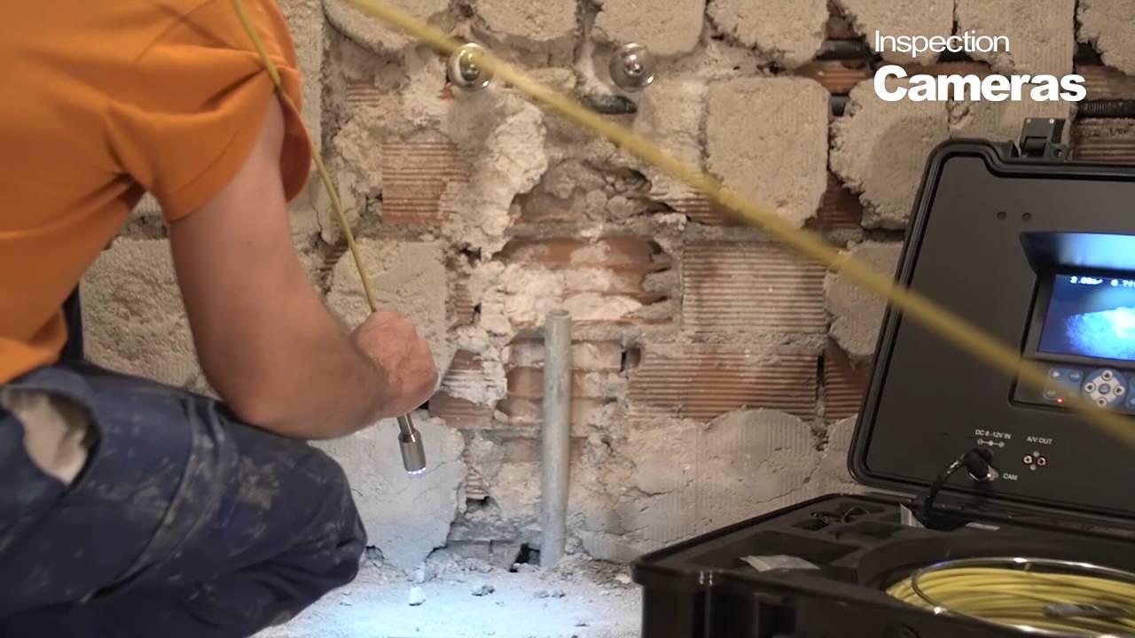 Detectores industriales detecci n profesional de fugas - Detectores de tuberias de agua ...
