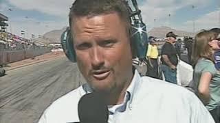 2005 NHRA AC Delco Las Vegas Nationals Qualifying