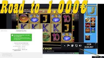 #Tag27 - Magic Mirror Deluxe II - 2€ Einsatz - Road to 1.000€ - Online Casino