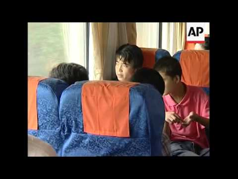 First Beijing-Tibet train reaches Lhasa