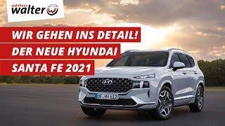 Hyundai Santa Fe 2021 | ausführliche Vorstellung des großen SUV Santa Fe