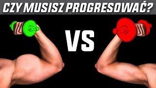 MAŁY vs DUŻY CIĘŻAR   Budowanie mięśni