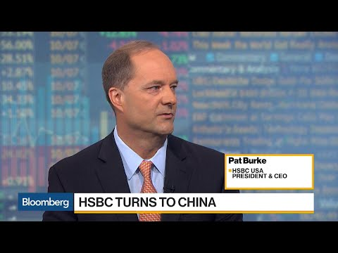 HSBC USA CEO Sees Nearly Unlimited Growth in China