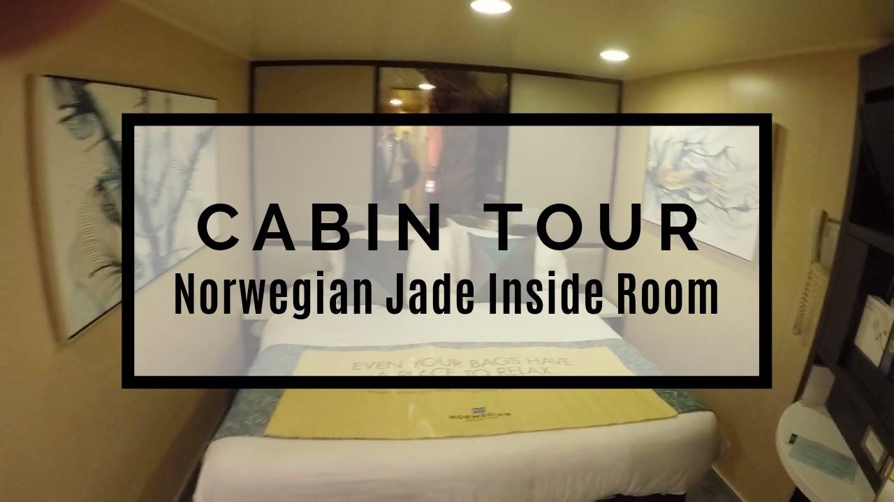 Norwegian Jade Inside Cabin Tour 2017 Youtube