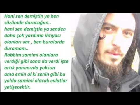 Adı Bilinmez Müslüman-Şehid(İnşallah)Ahmed Seyyaf'a