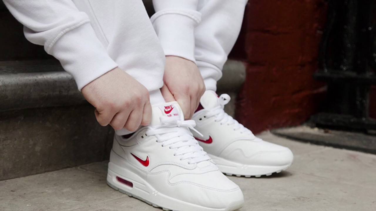 44687137f1 NIKE AIR MAX 1 JEWEL FIRST LOOK NEW RELEASE LEAKED DETAILED PHOTOS ...