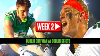 HS Football: Dublin Coffman at Dublin Scioto [9/5/14]