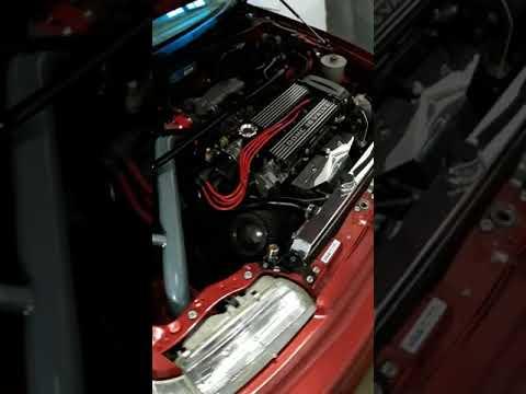 1990 Honda Civic EF ZC Turbo