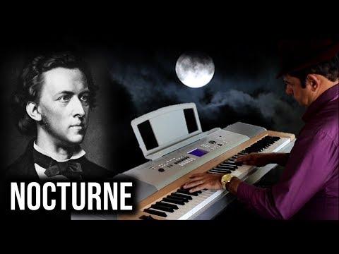 Piano Nocturne No1 Tribute To Chopin - Júlio Hatchwell