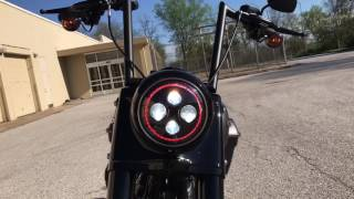 2017 Road King Special w/ Bassani Exhaust Walkaround, Startup, and Rev Sound (at 11:18)