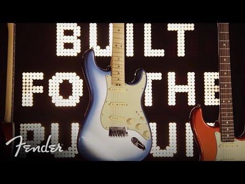 Fender American Elite Stratocaster Demo