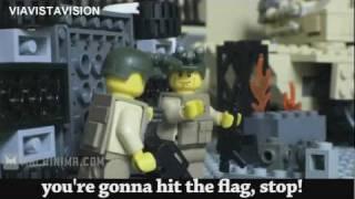 Lego Call of Duty Modern Warfare 3 with Tobuscus Literal Trailer HD