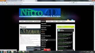 Cinema 4D Plug-ins downloaden und installieren  Thrausi