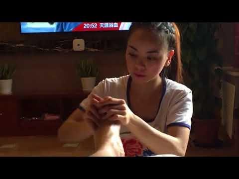 Thai Foot Massage | ASMR ▶9:31